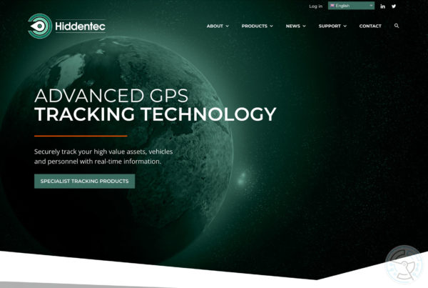 Hiddentec Website
