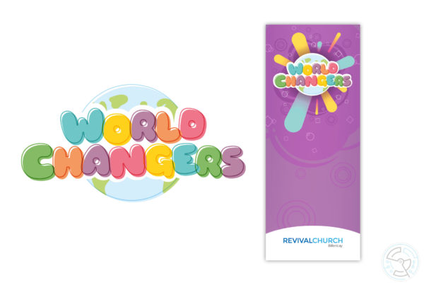World Changers logo and banner