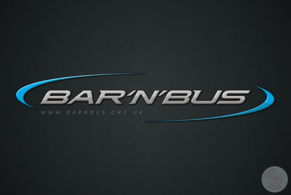 Bar'N'Bus logo