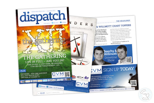 CVM Dispatch newsletter