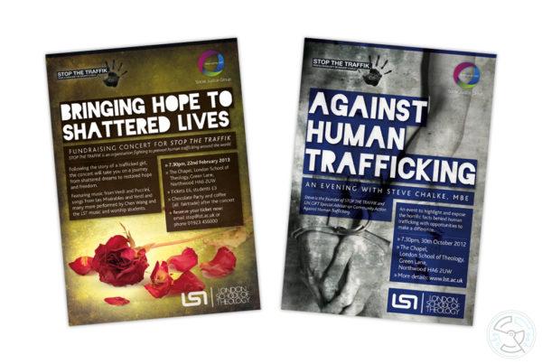 LST Stop The Traffik Publicity