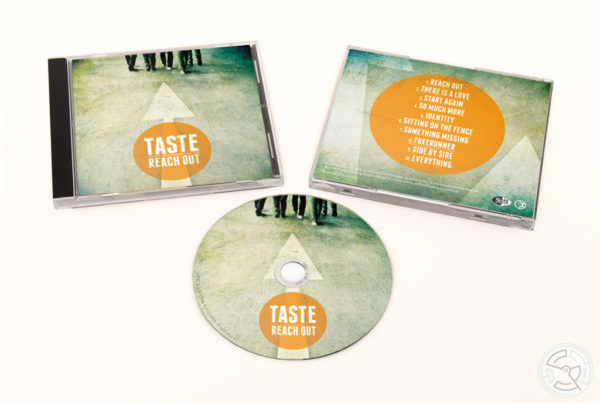 Taste CD Reach Out