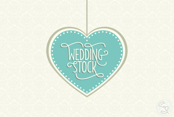 Wedding Stock, logo