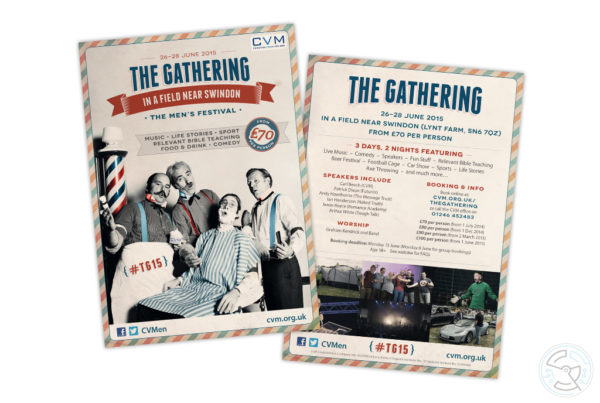 CVM The Gathering 2015 – Publicity