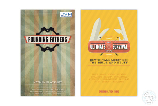 CVM book cover design