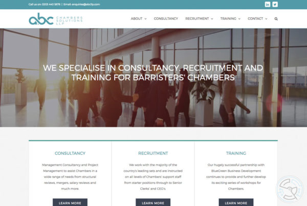 ABC Chambers Solutions LLP website
