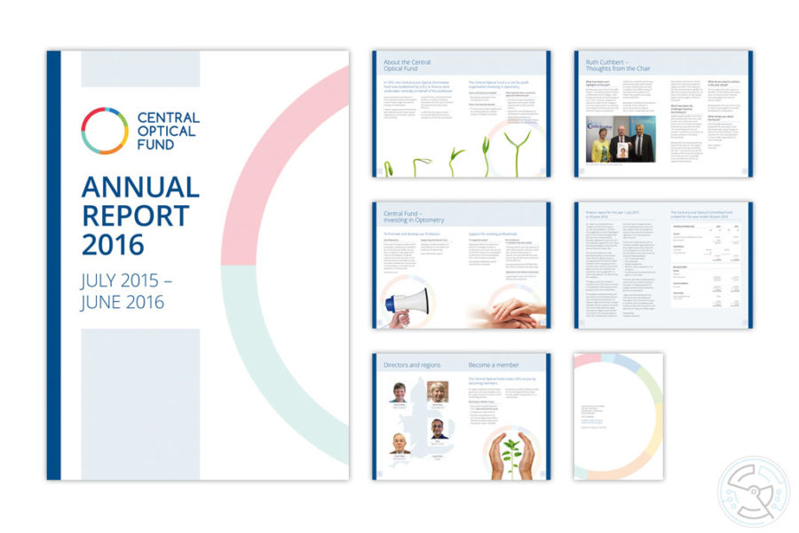 Central Optical Fund Annual Report