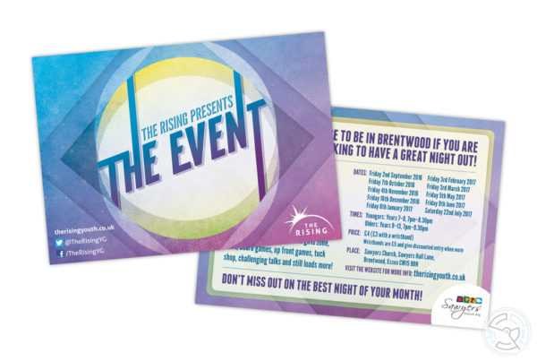 The Event publicity