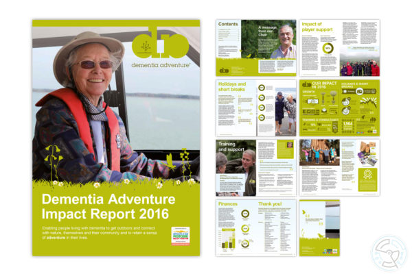 Dementia Adventure Impact Report 2016