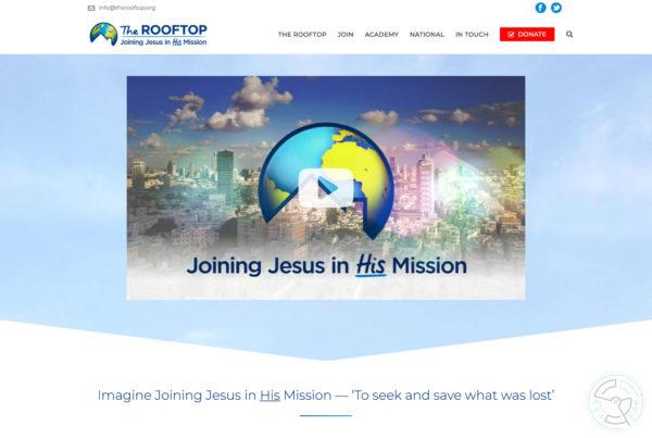 The Rooftop – Website