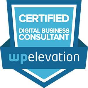 WP Elevation Certified Digital Business Consultant